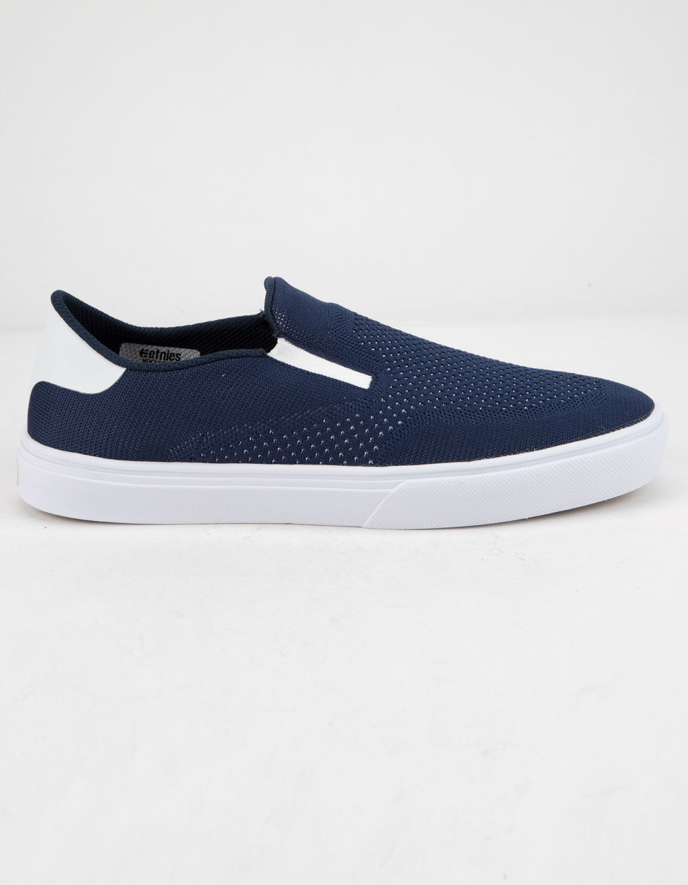 ETNIES Cirrus Navy & White Shoes