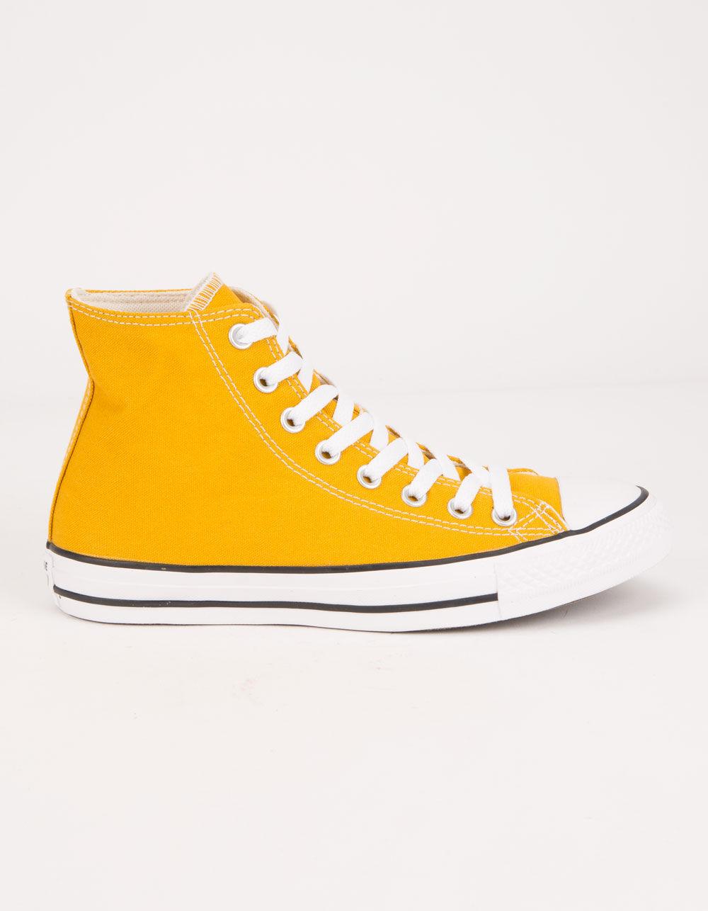 CONVERSE Chuck Taylor All Star Seasonal Color Gold Dart High Top Shoes