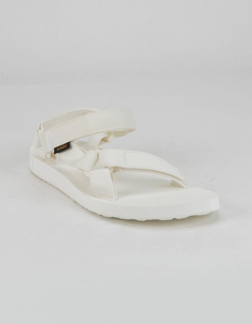 TEVA Original Universal White Sandals