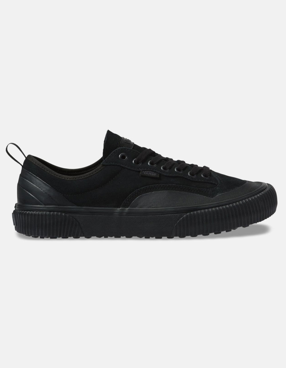 VANS Destruct SF Black Shoes