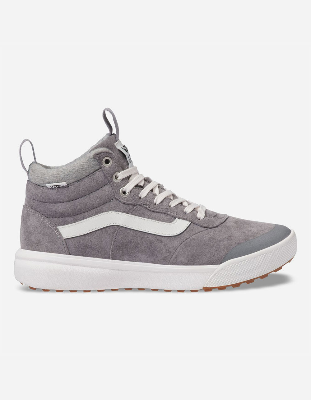 VANS UltraRange HI MTE Gray Shoes