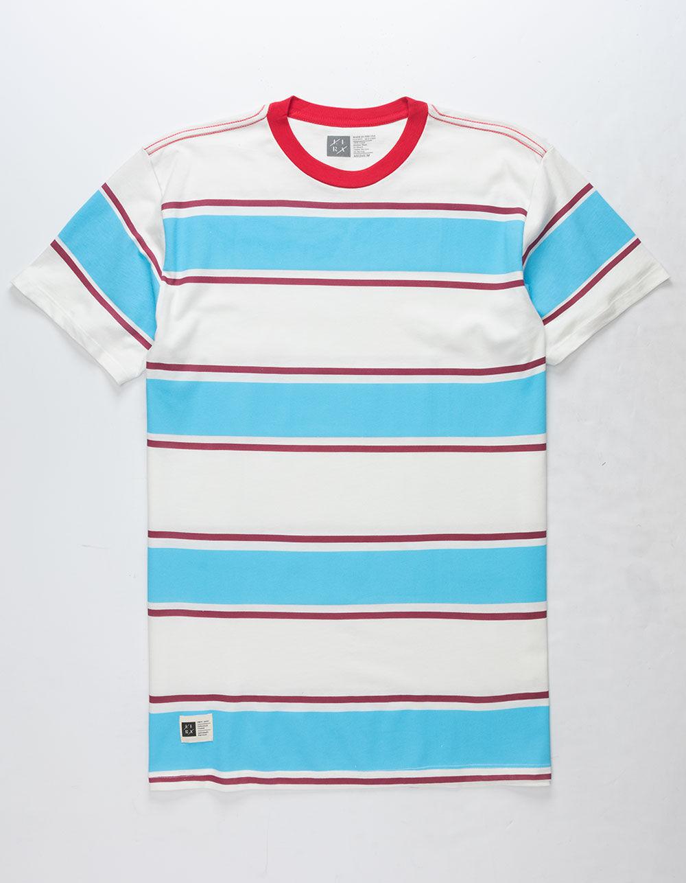 LIRA Spahn Stripe T-Shirt