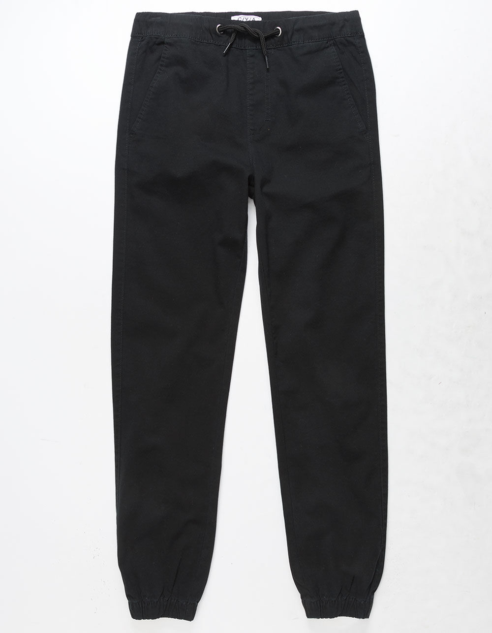 Image of CYA CHAD BLACK BOYS JOGGER PANTS
