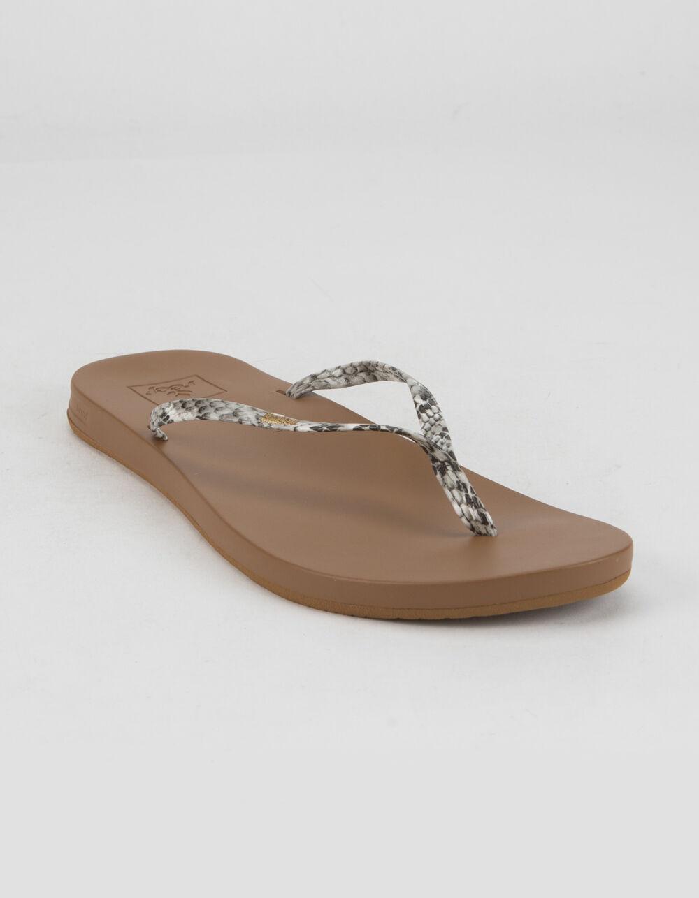 REEF Cushion Bounce Slim Snake Sandals