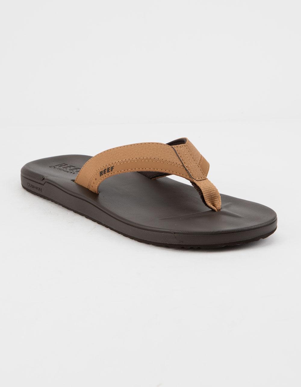 REEF Contoured Cushion Sandals