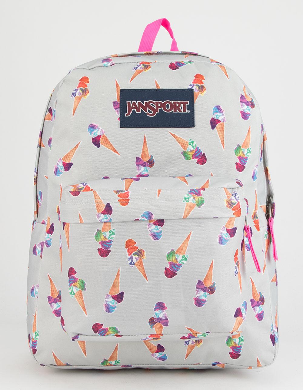 JANSPORT SuperBreak Cones And Scoops Backpack