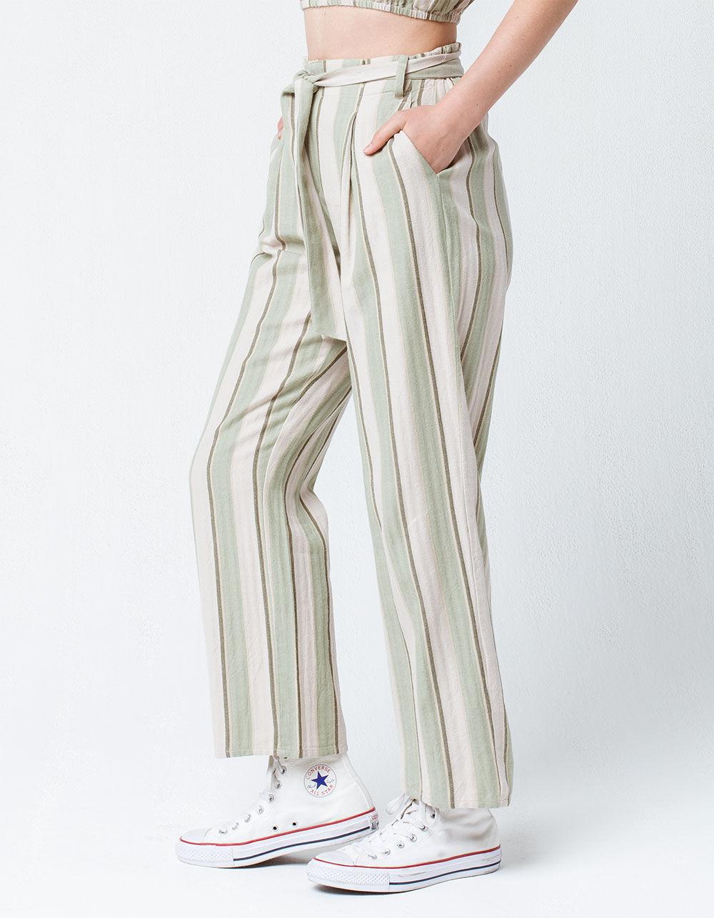 AMUSE SOCIETY Bay Bay Trouser Pants