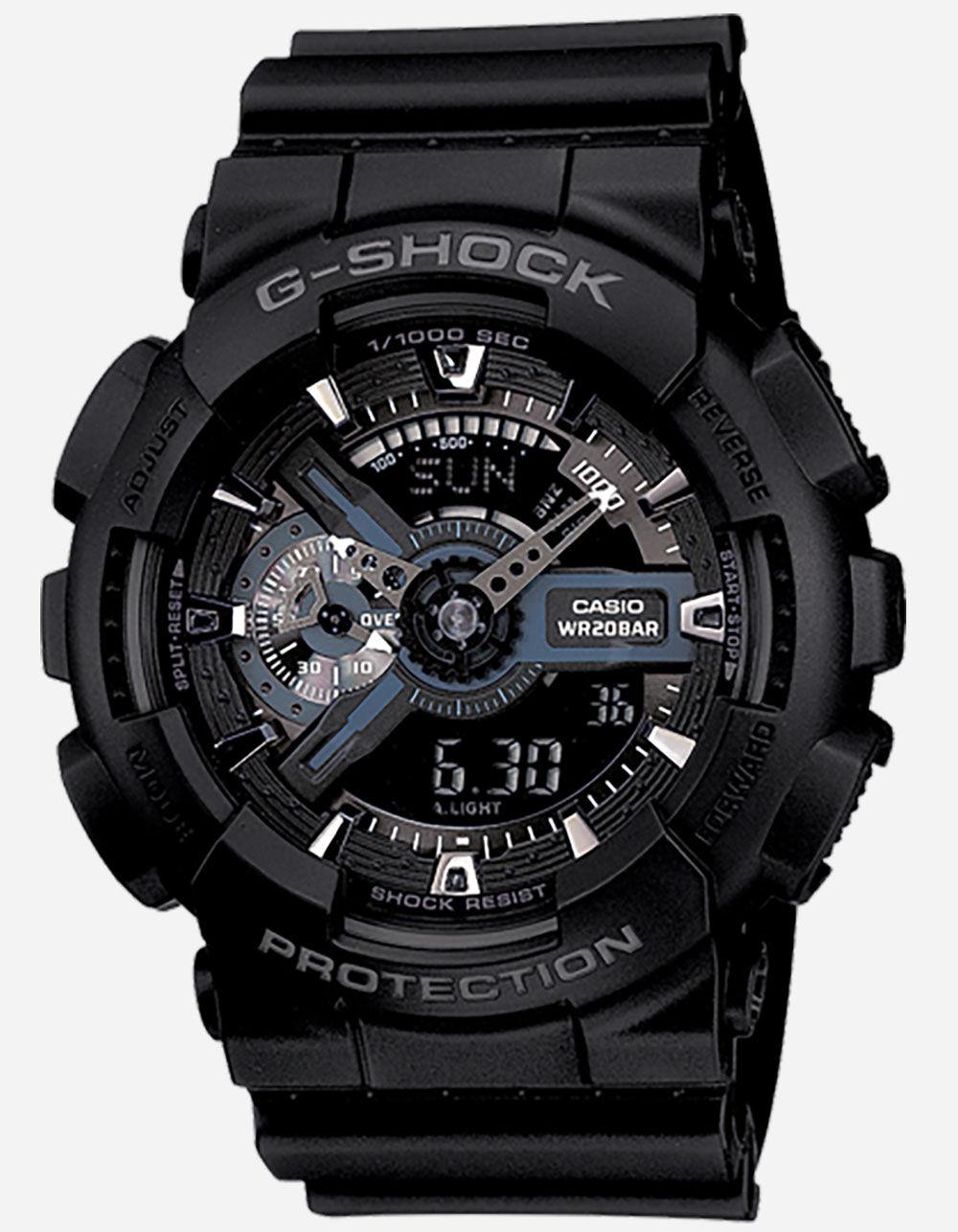 G-SHOCK GA-110-1B Watch