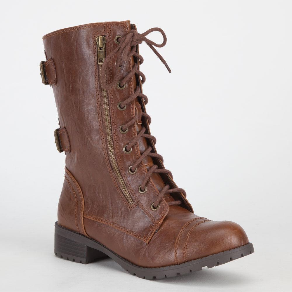 SODA Dome Womens Boots
