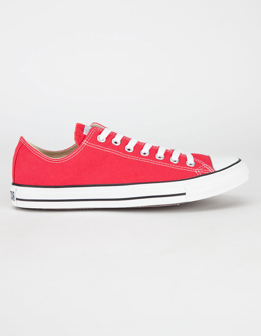 CONVERSE (RED) Chuck Taylor All Star Low Shoes