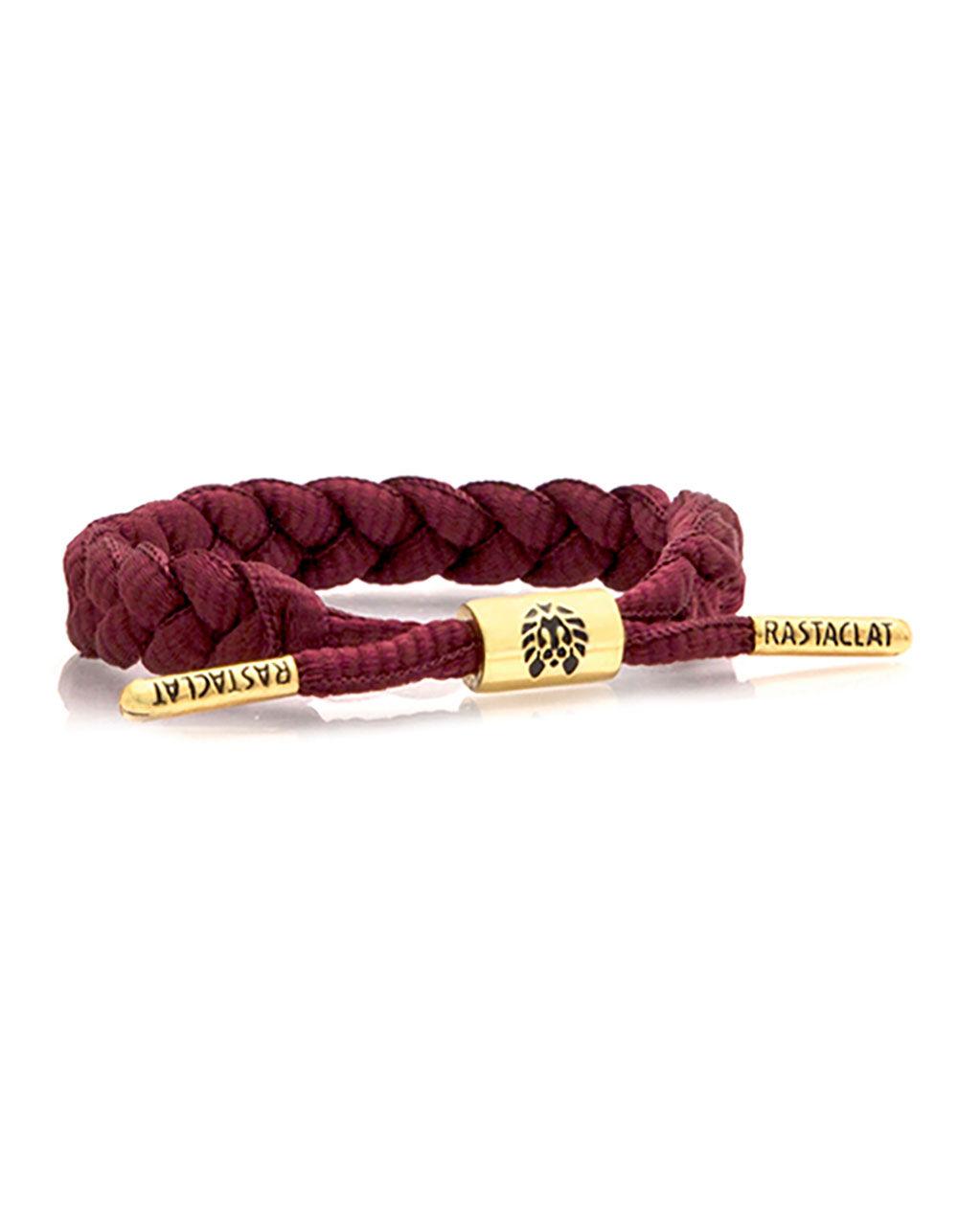 RASTACLAT Merlot Bracelet