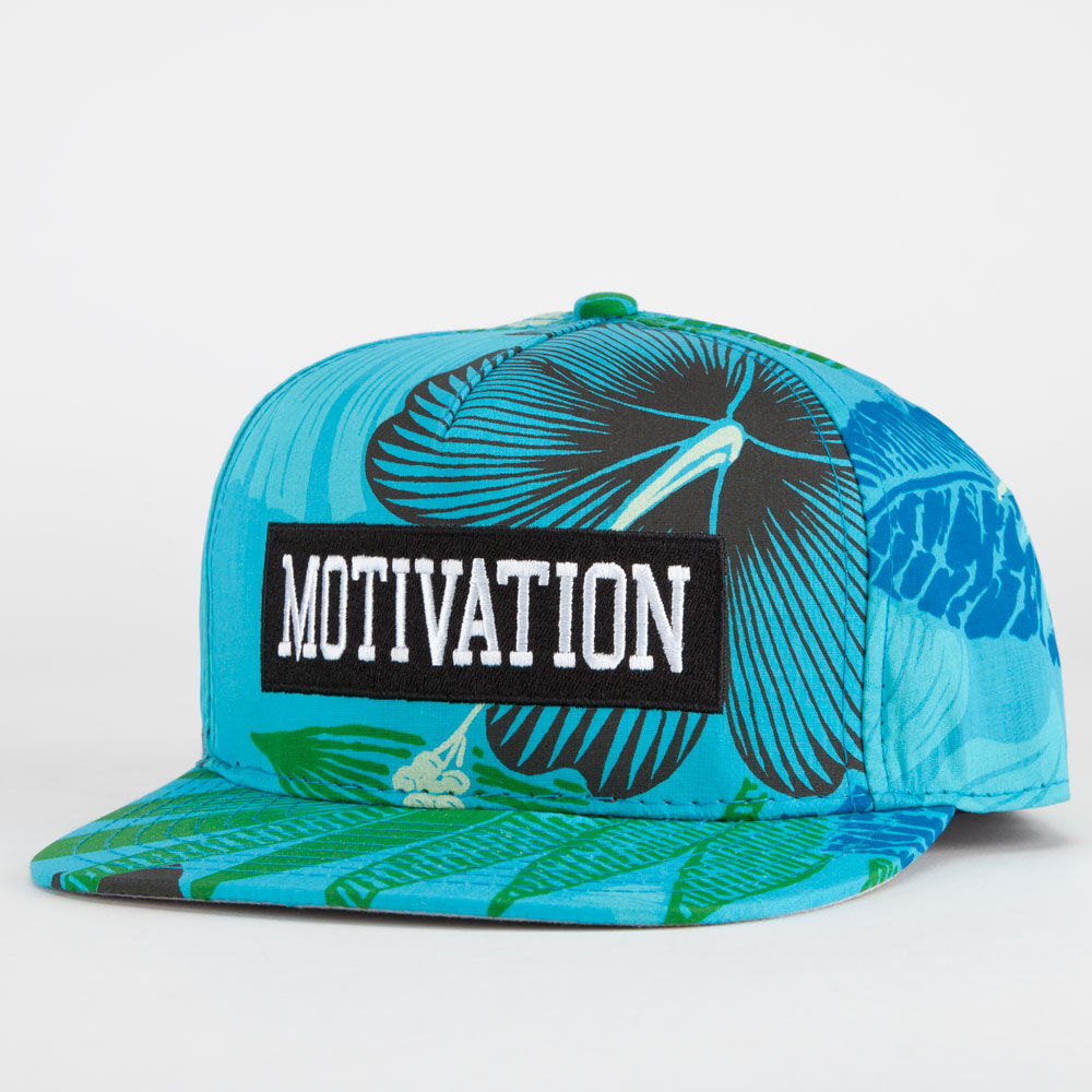 MOTIVATION Collegiate Mens Snapback Hat