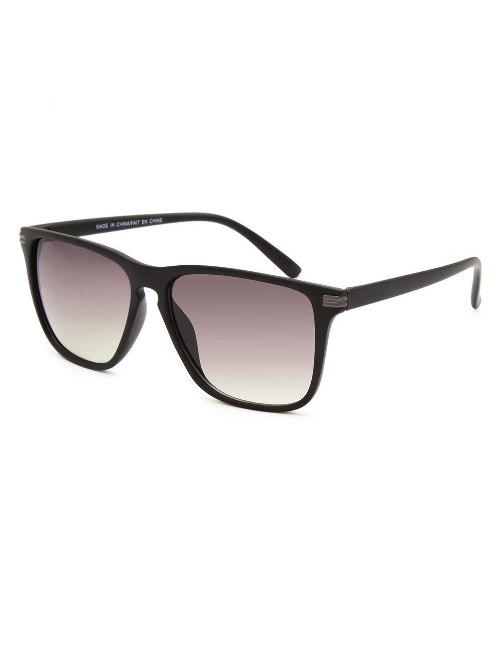 BLUE CROWN Keyhole Sunglasses