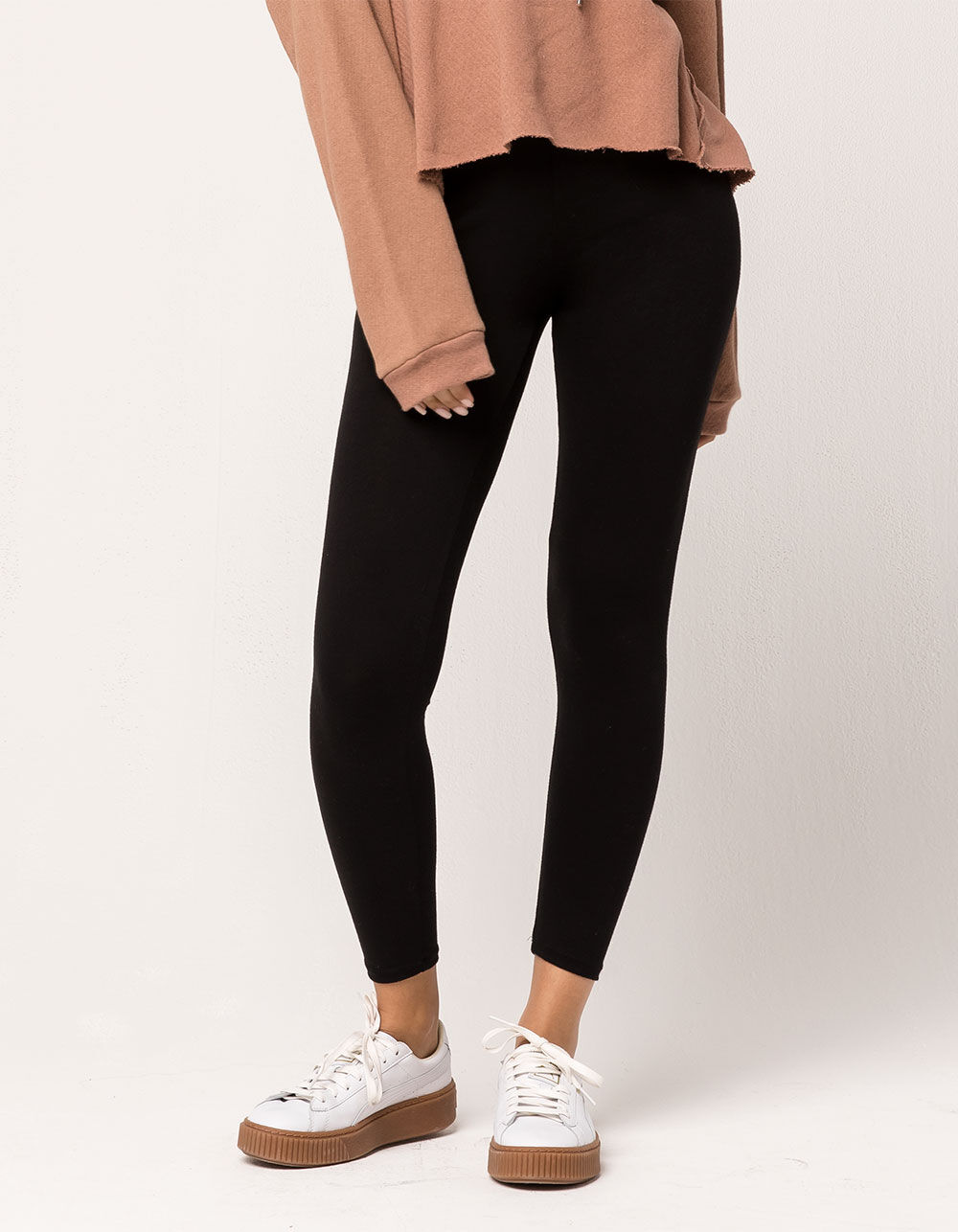 FULL TILT Womens Ankle Leggings