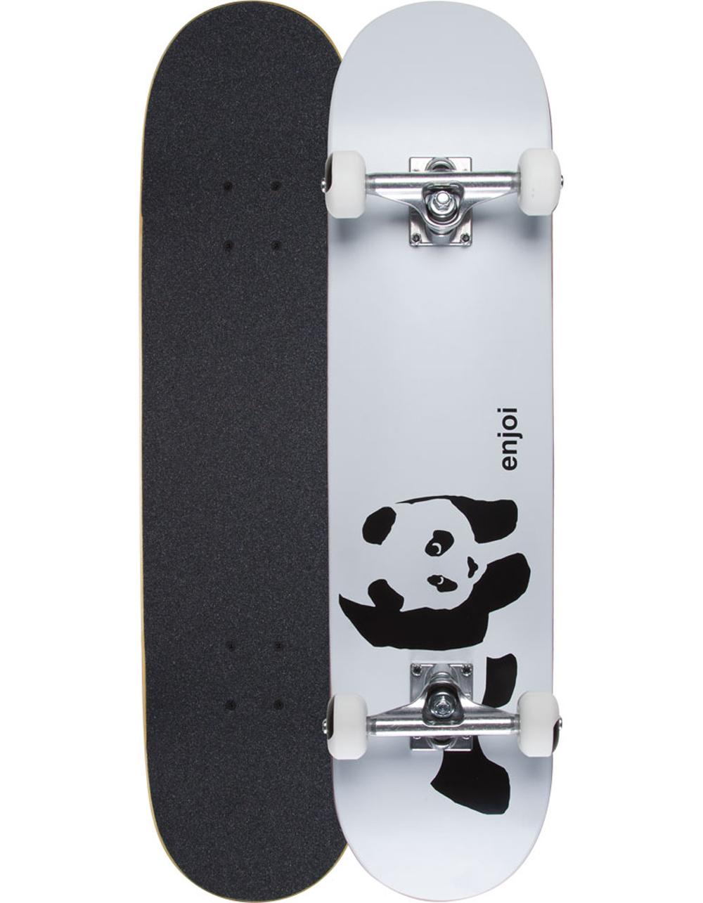 ENJOI Whitey Panda Full Complete Skateboard
