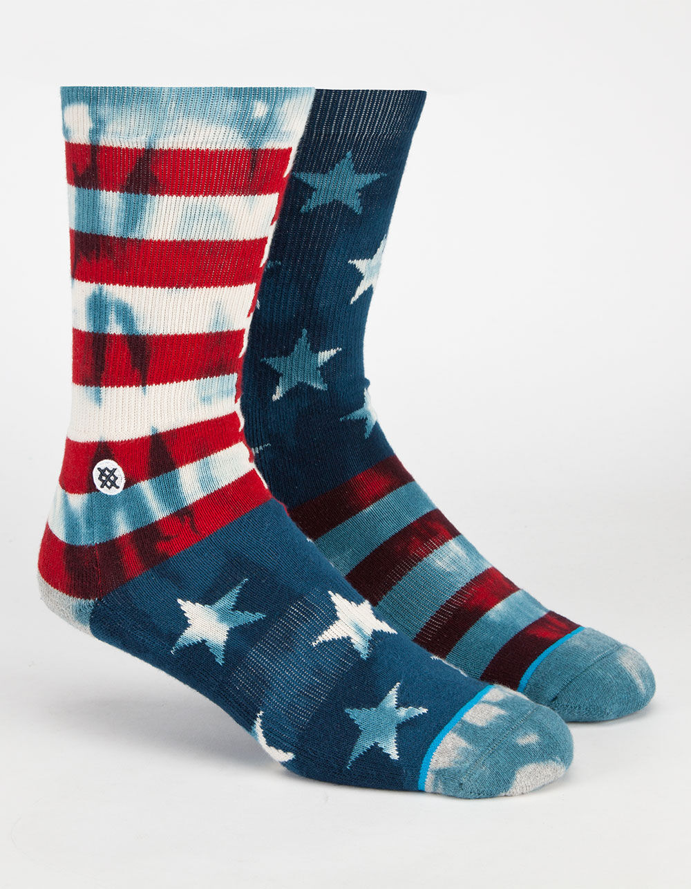 STANCE Mix & Match Banner Mens Crew Socks